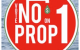 Avoid Prop 1 Like the Water Pump in a Cholera Outbreak