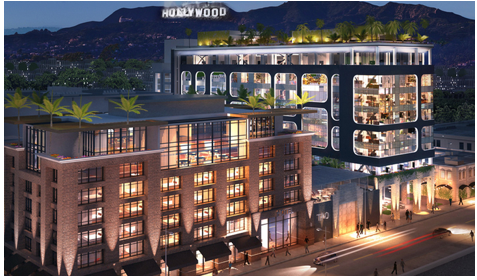 Hotel Complex A Dream For Hollywood Jobs