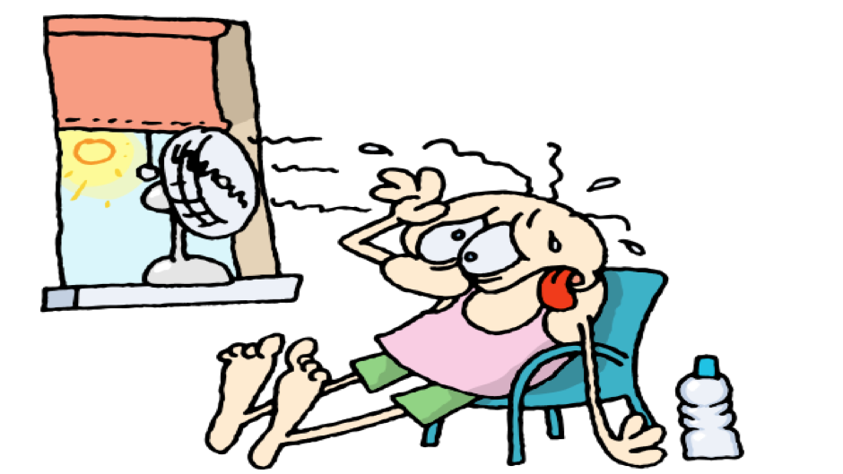 Six Ways To Stay Cool And Alive