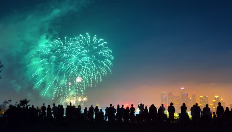 Fireworks: Are Any of Them Really 'Safe and Sane?'
