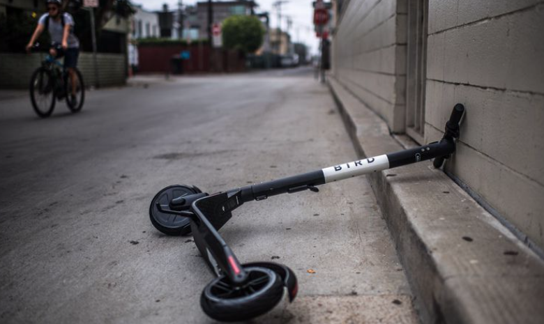 When Does a Scooter become Trash?