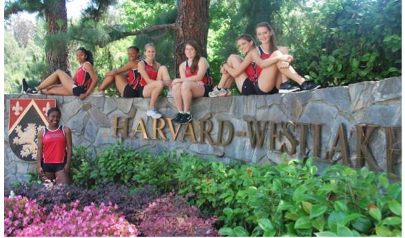 Harvard Westlake Campus