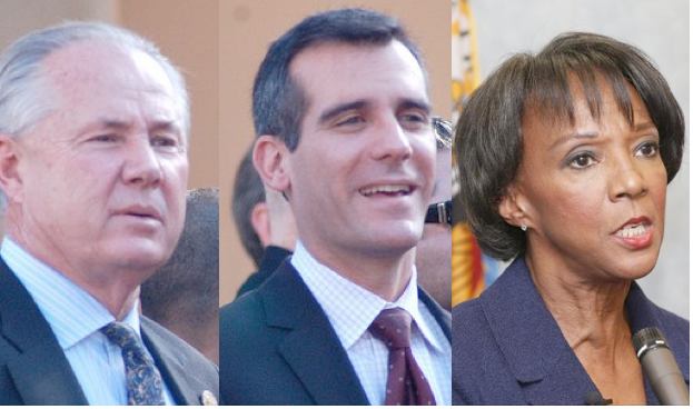 LA District Attorney's Collusion with LA City Hall