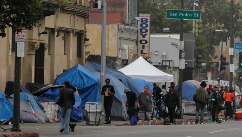 Housing Affordability Crisis Fuels Poverty in California