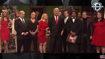 Trump Blows A Gasket And Threatens SNL After Christmas Sketch