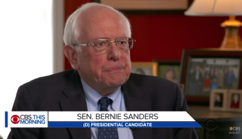 Bernie announces for President … 'We Will Win'