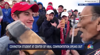 Teen at center of viral video