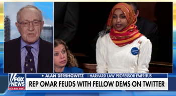 Rep Ilhan Omar under fire.