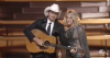 Brad Paisley and Carrie Underwood skewer Donald and Hillary