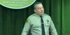 NewsConference: Dems Separating From LA County Sheriff